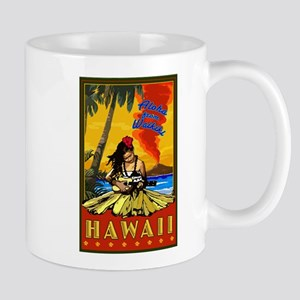 Waikiki, Hawaii Mugs